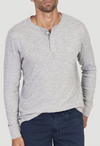 Faherty Slub Cotton Henley - RUST & Co.