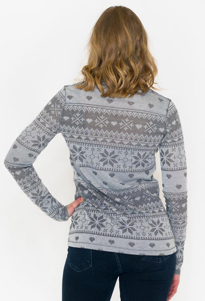Fairisle Knit Top - RUST & Co.