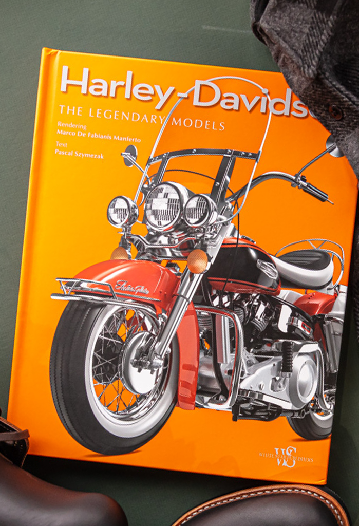 Harley Davidson: The Legendary Models