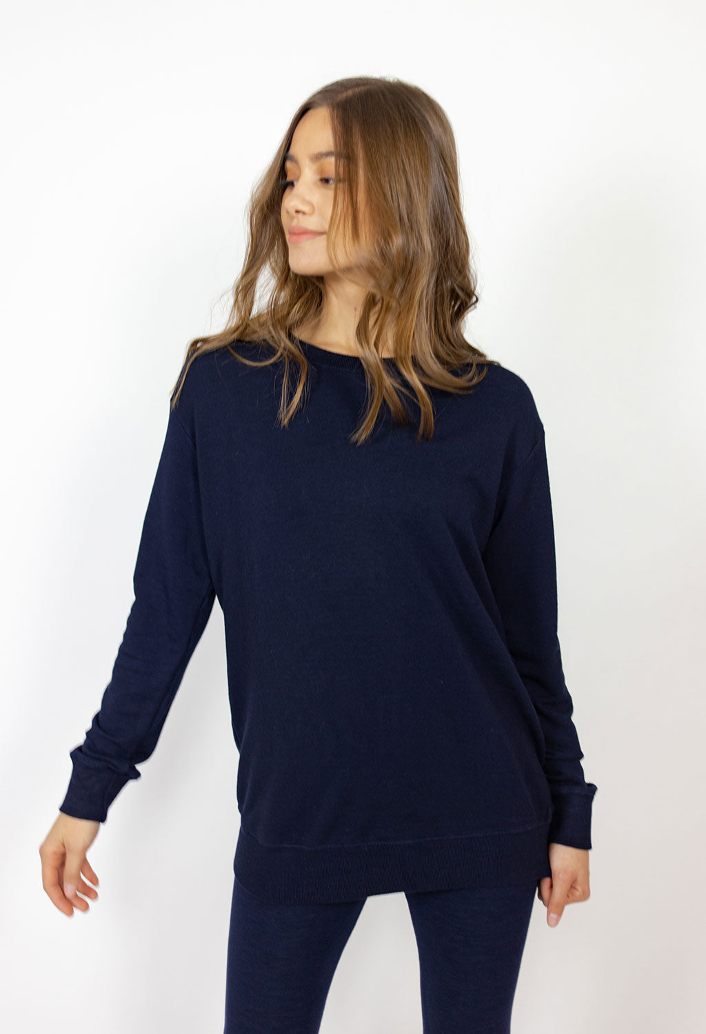 Sundry Tunic Pullover