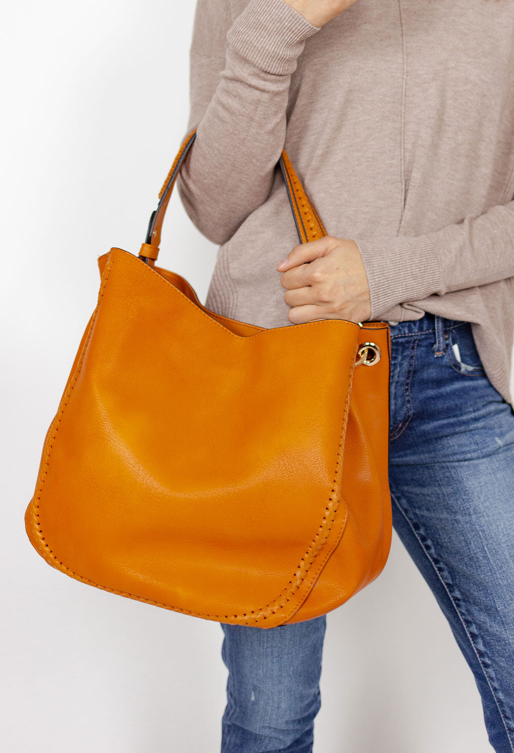 Bridgette Satchel Shoulder Bag