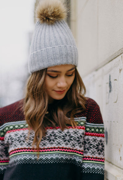 Pom Pom Hat - RUST & Co.
