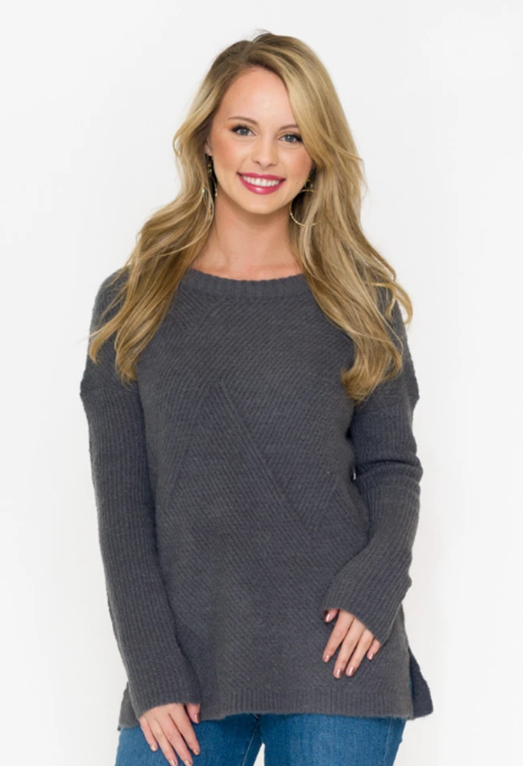 Jude Crew Neck Sweater