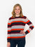 Scotch & Soda Lurex Stripe Sweater