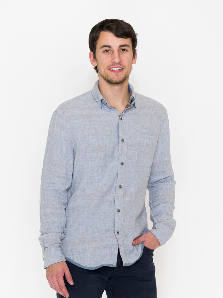 Faherty Reversible Belmar Shirt