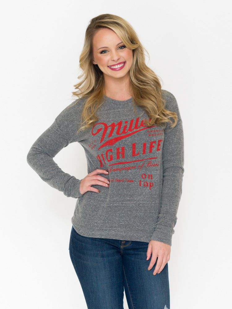 Miller High Life Long Sleeve