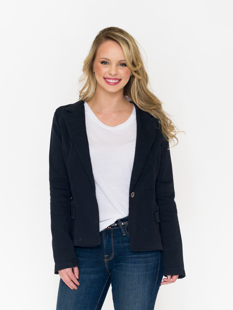 Nobland Cotton Blazer