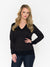 Scotch & Soda V-Neck Lurex Sweater