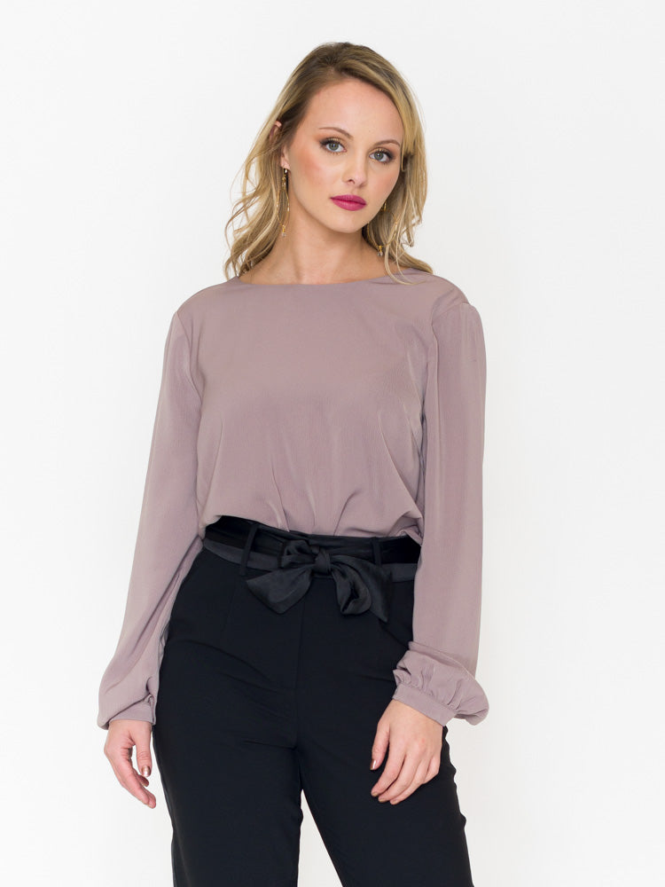 Suki Long Sleeve Blouse