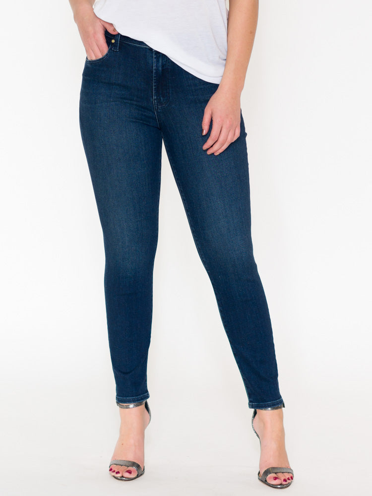 J Brand High Rise Crop Skinny