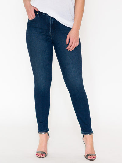 J Brand High Rise Crop Skinny - RUST & Co.
