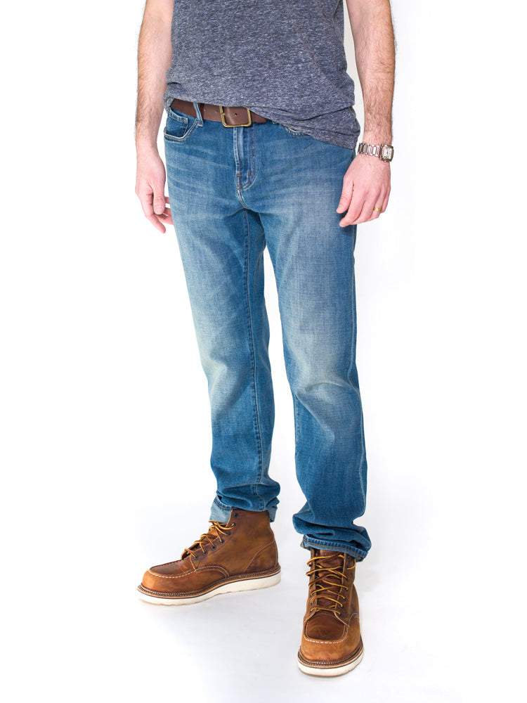 J Brand Kane Straight Fit Jeans, Sigma - RUST & Co.