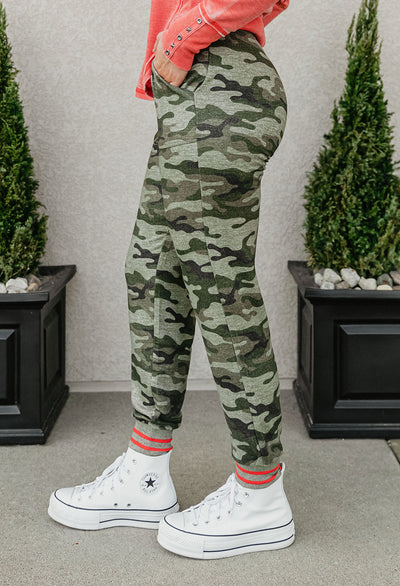 PJ Salvage Command Camo Jogger
