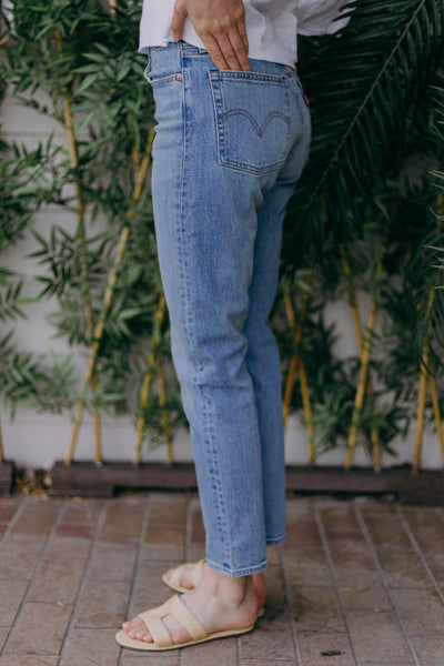 Levi's Wedgie Icon Fit Jeans - RUST & Co.