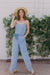 Lillie Wide Leg Jumpsuit
