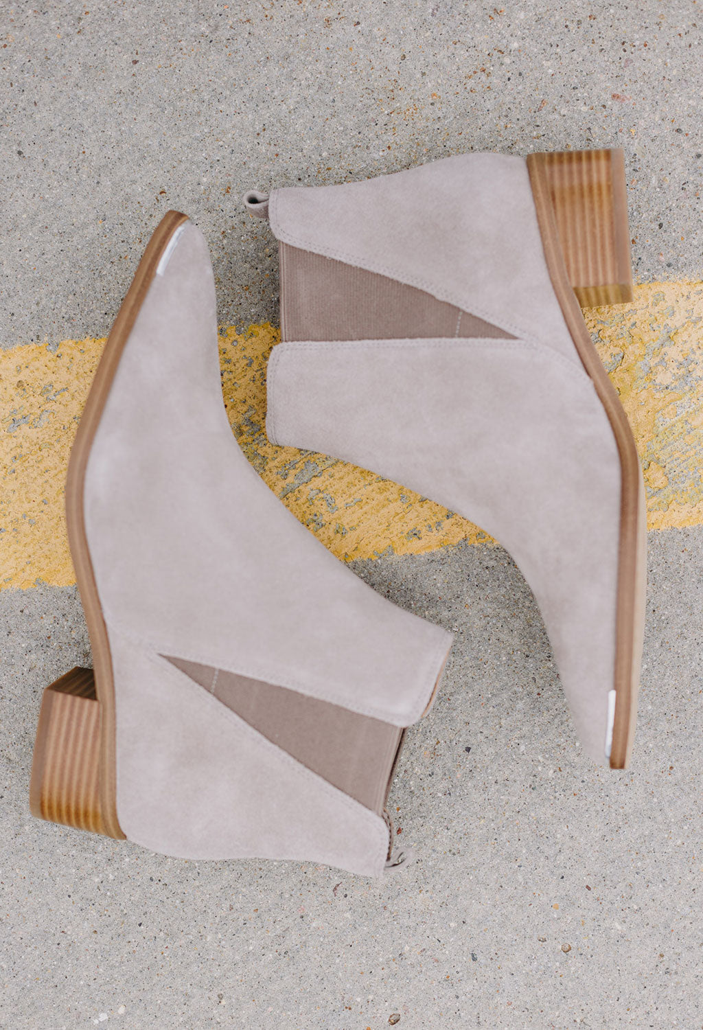 Marc Fisher Yale Suede Bootie - RUST & Co.