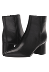 Marc Fisher Jarli Leather Bootie - RUST & Co.