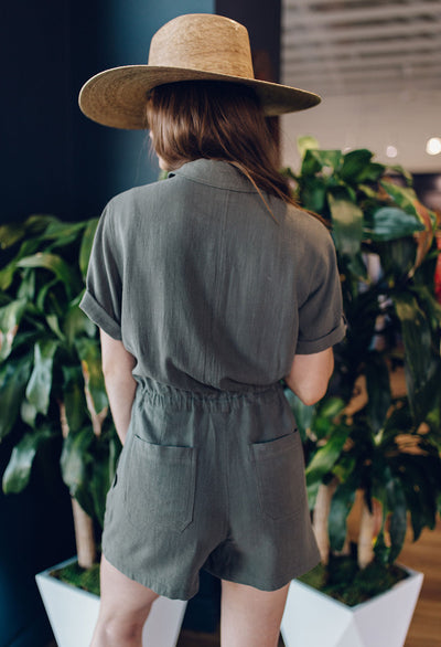 Harper Romper - RUST & Co.