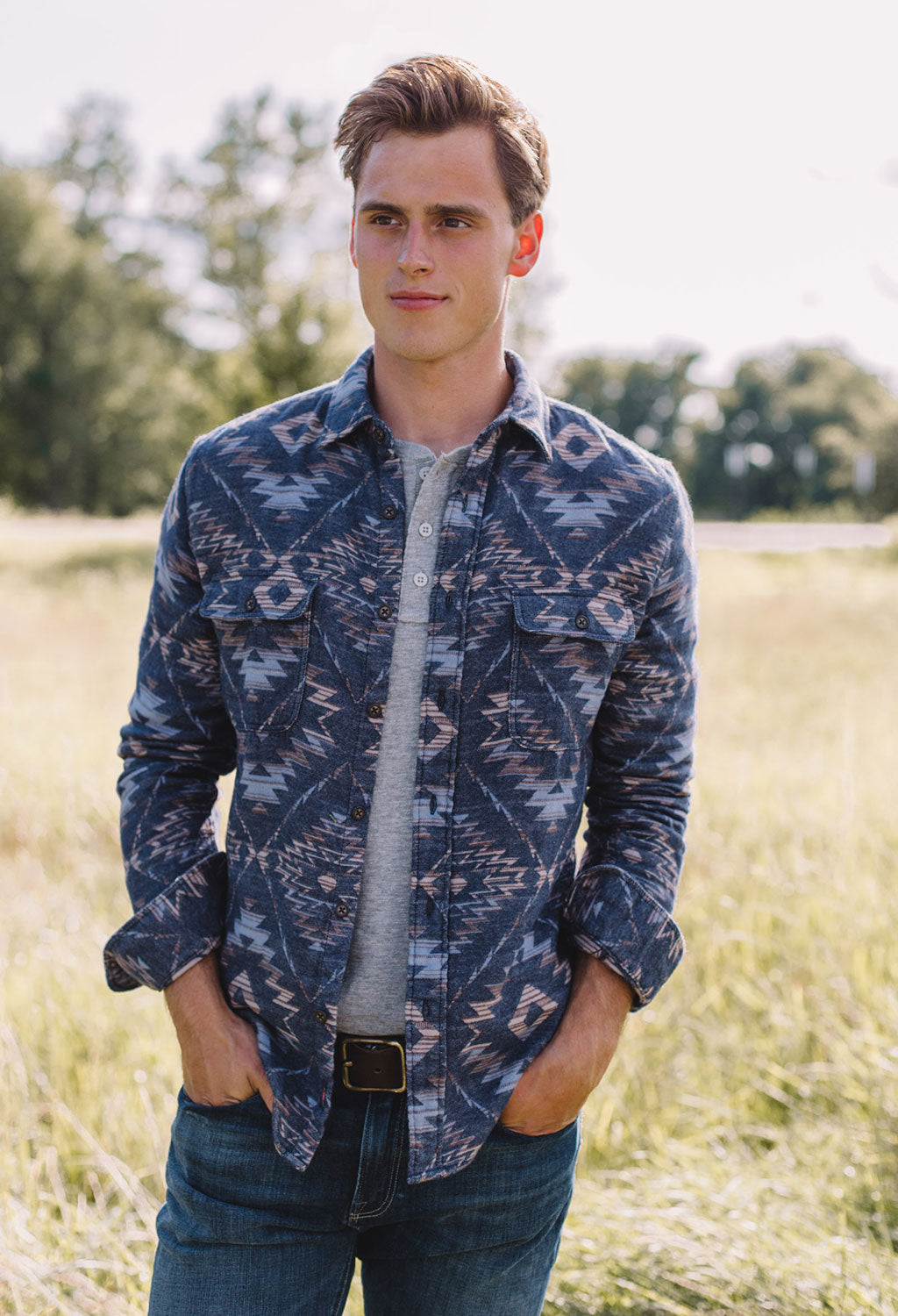 Faherty Canyon OverShirt