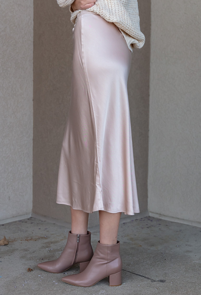 Rails Berlin Skirt, Champagne