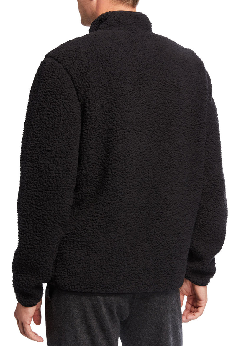 Vince Faux Sherpa Mock Neck - RUST & Co.