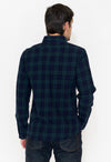 Normal Brand Christopher Lightweight Twill Plaid - RUST & Co.