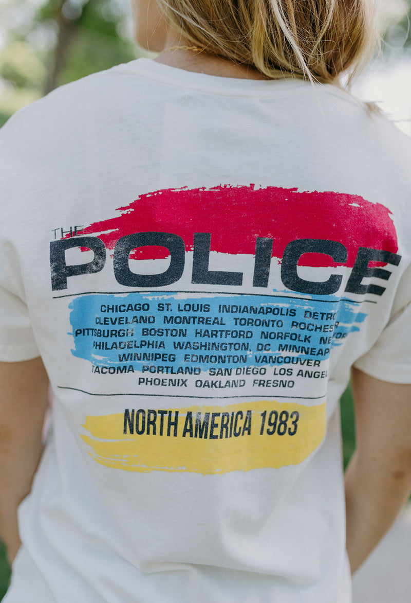 The Police North American Tour