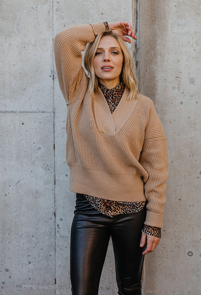 Brochu Walker Gene Vee Sweater