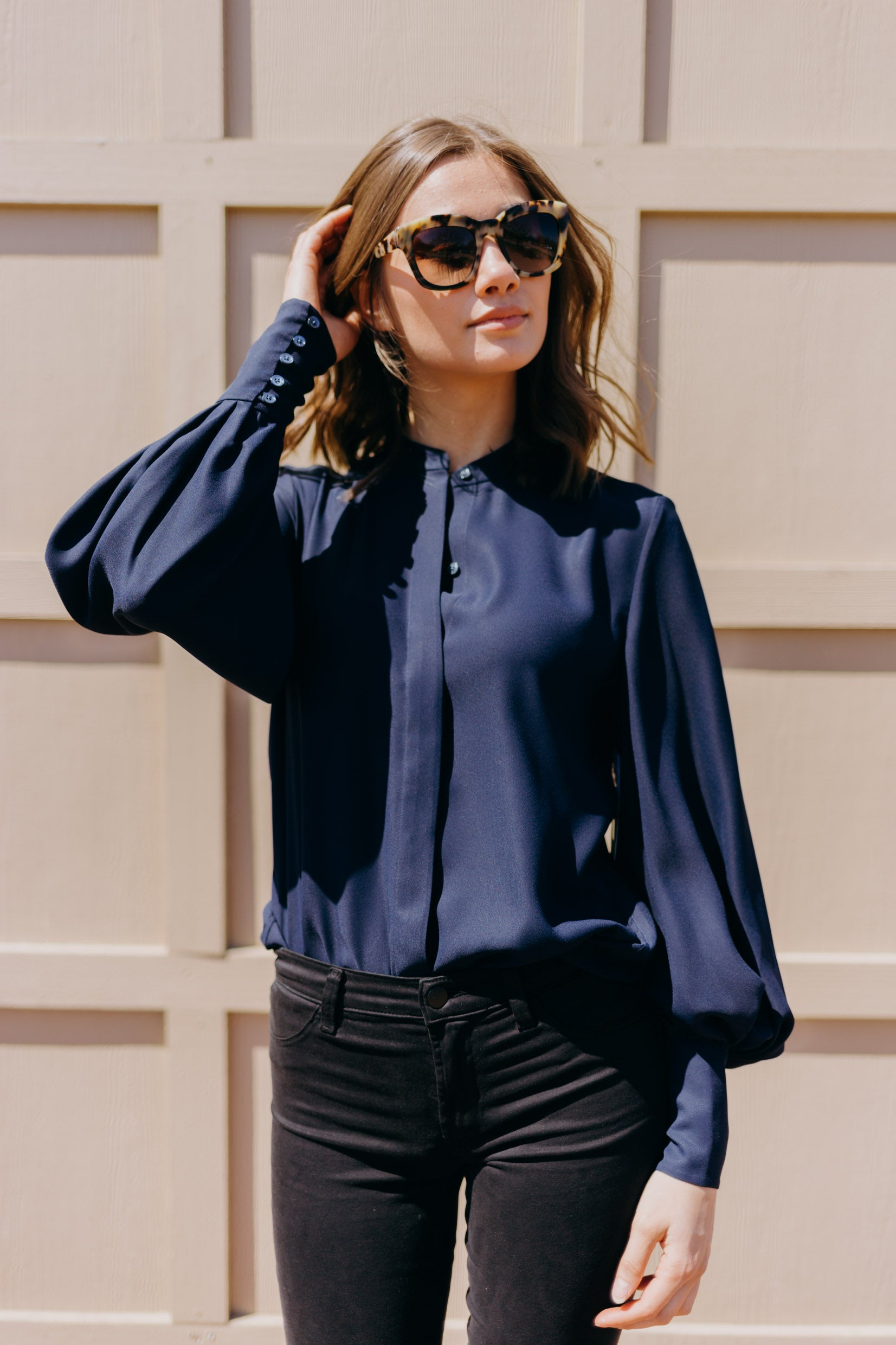 Equipment Eclipse Blouse