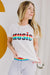 PJ Salvage Rainbow Music T-shirt