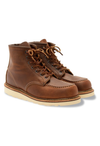 "Red Wing Heritage 6"" Moc Toe Boot - RUST & Co."