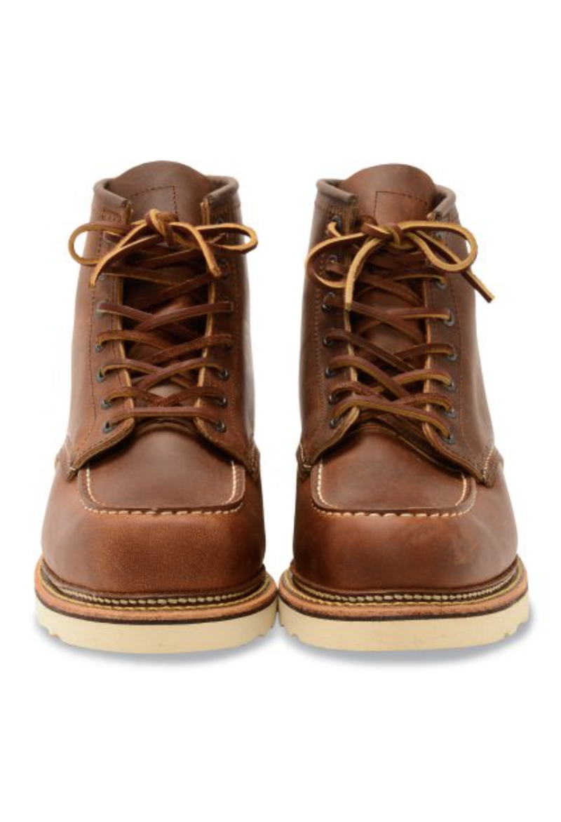 "Red Wing Heritage 6"" Moc Toe Boot"
