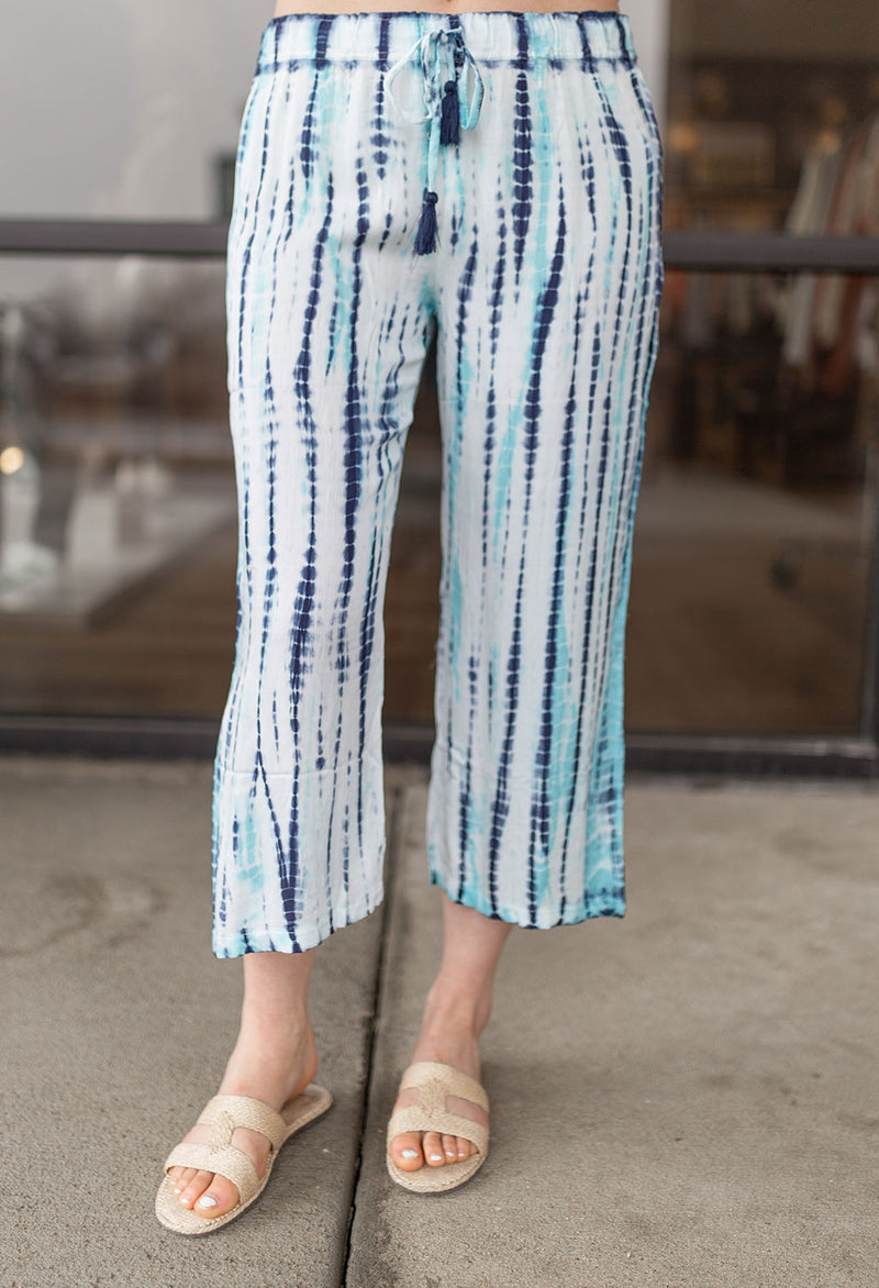 PJ Salvage Morning Sun Capri Pants