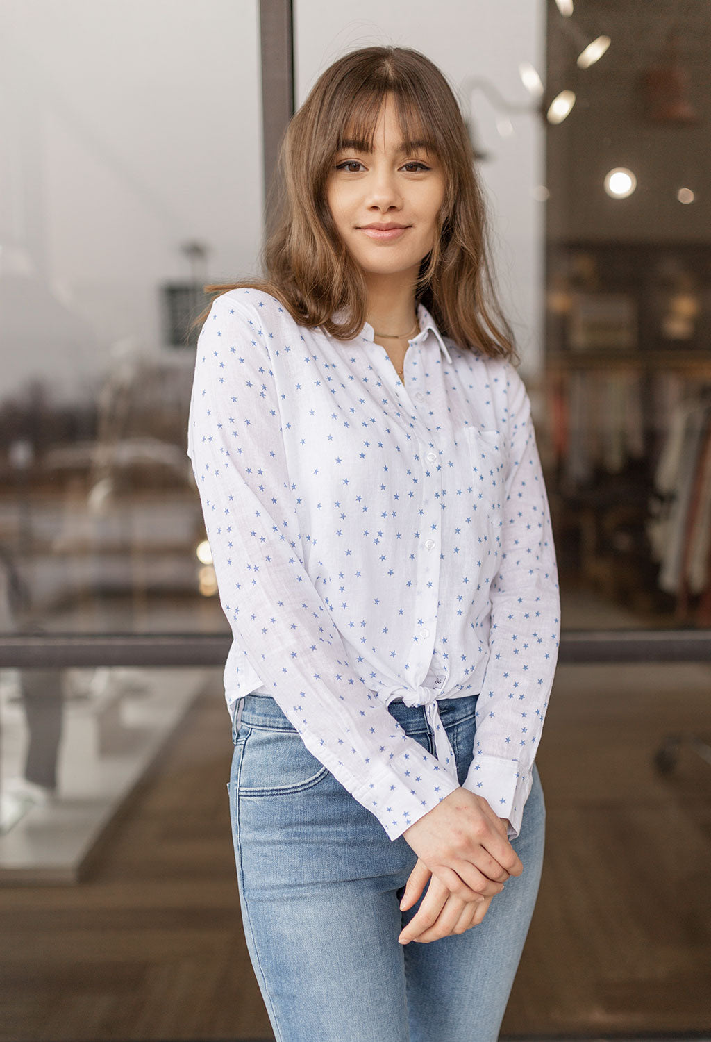 Rails Val Starry Top