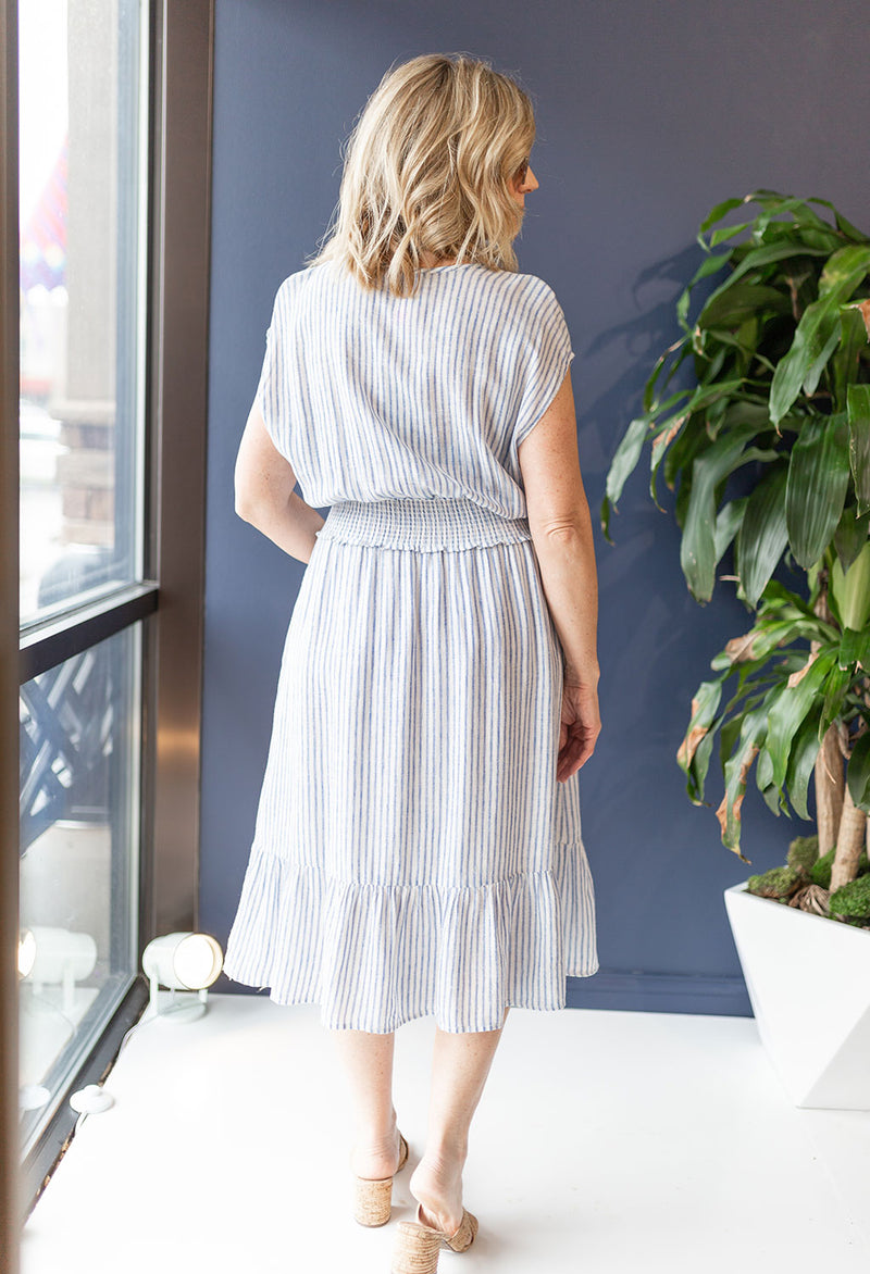 Rails Ashlyn Fremont Stripe Dress