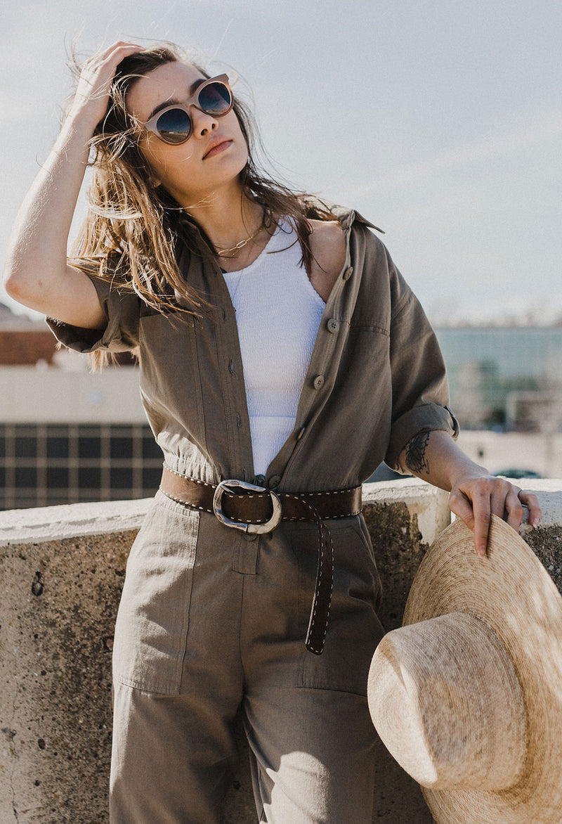 Emery Boiler Jumpsuit - RUST & Co.