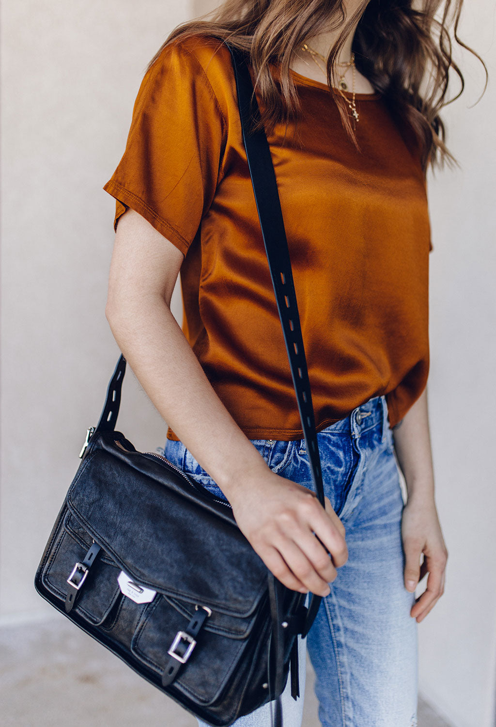 Rag & Bone Field Messenger Bag - RUST & Co.