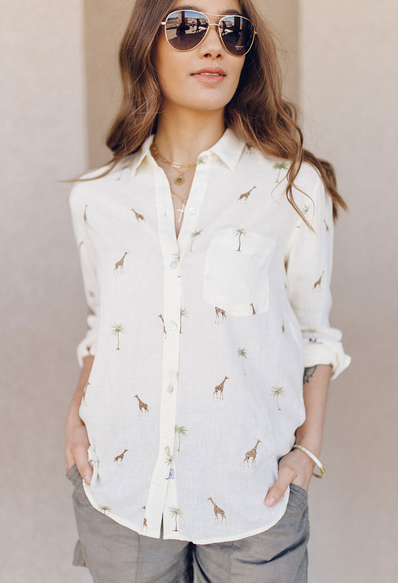 Rails Charli Safari Shirt