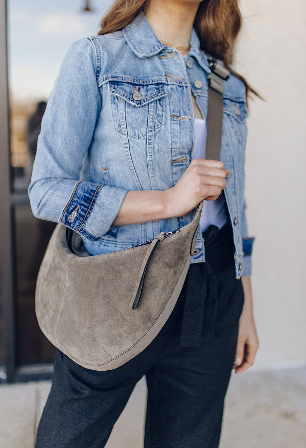 Rag & Bone Riser Hobo Bag - RUST & Co.
