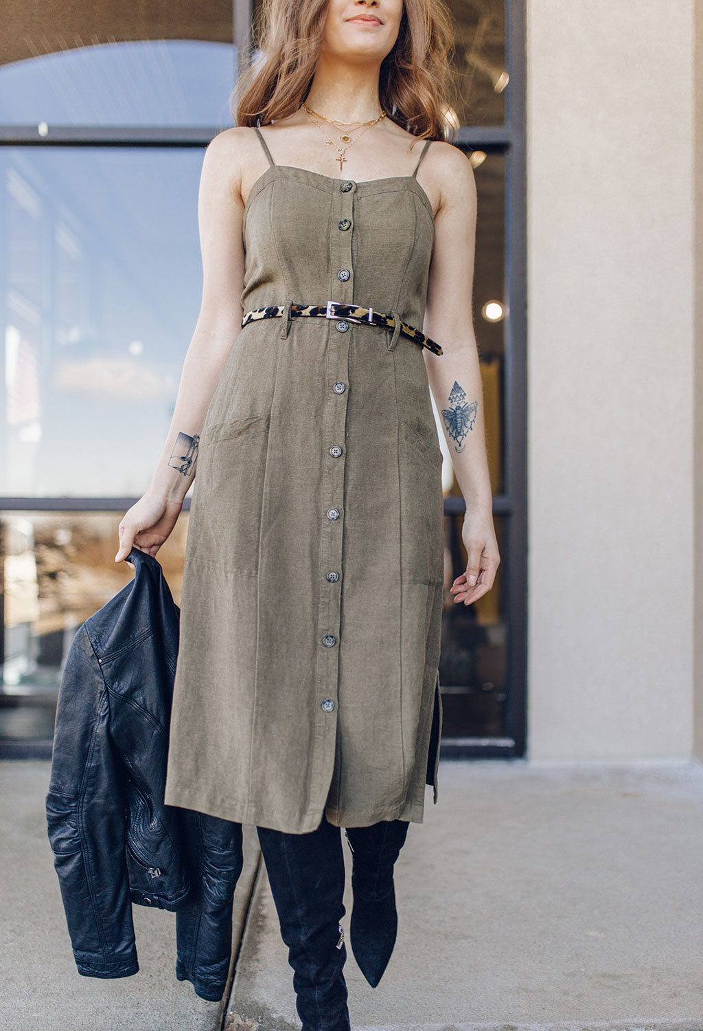 Rails Evie Dress - RUST & Co.