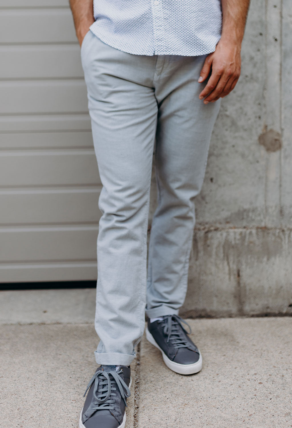 Scotch & Soda Relaxed Linen Blend Pant
