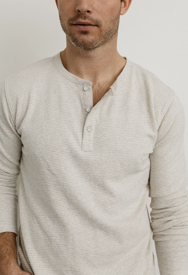 Rails Skhi Henley - RUST & Co.