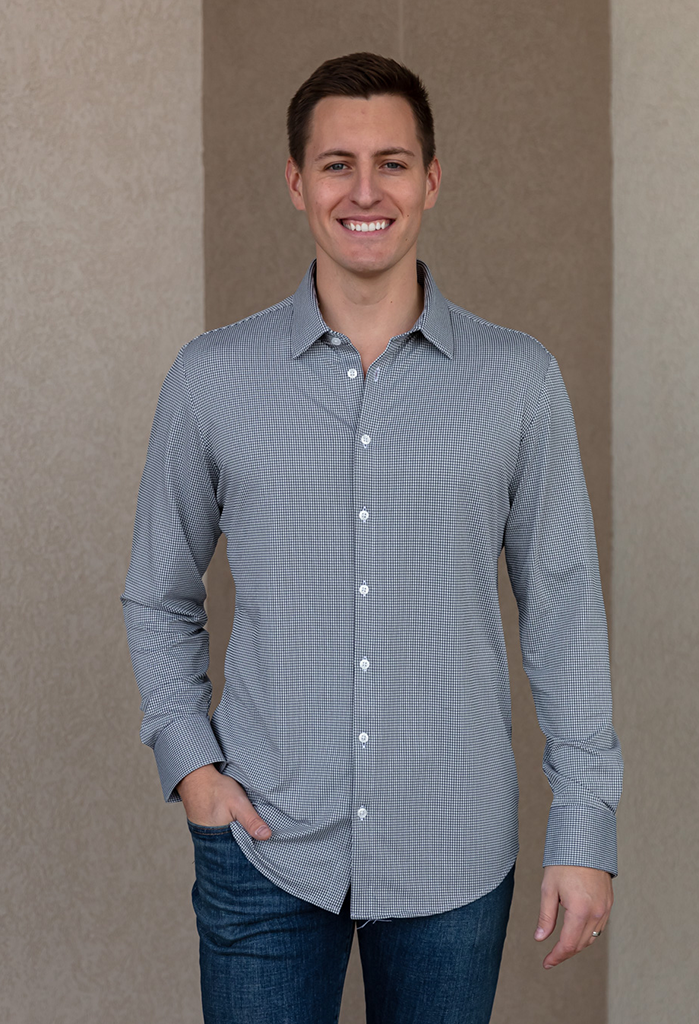 Mizzen + Main Spinnaker Shirt