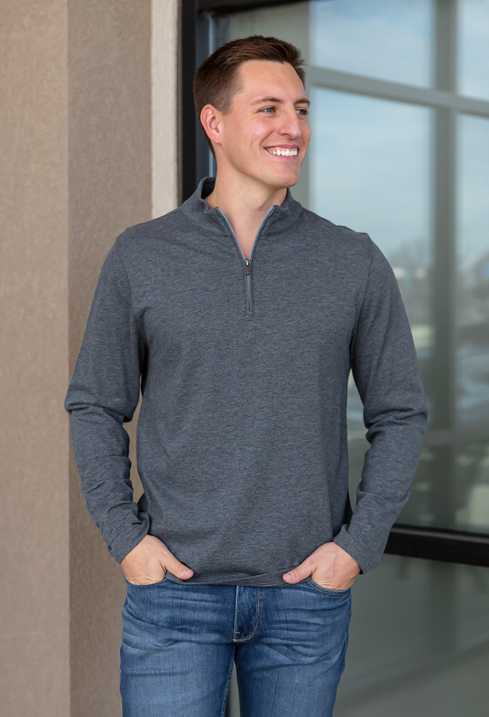 Faherty Suffolk Pullover