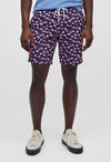 Bonobos Riviera Swim Trunks , Flamingo - RUST & Co.