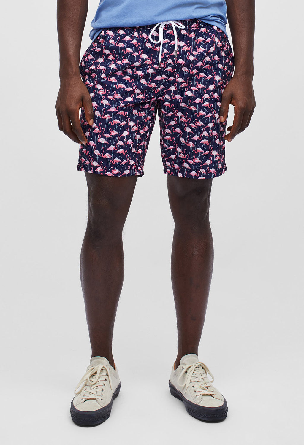 Bonobos Riviera Swim Trunks , Flamingo