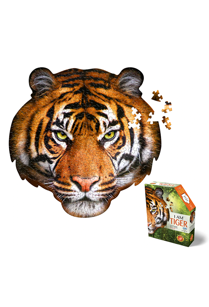 Puzzle: I Am Tiger, 300 pieces