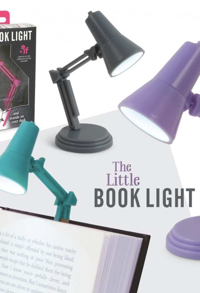 The Little Book Light