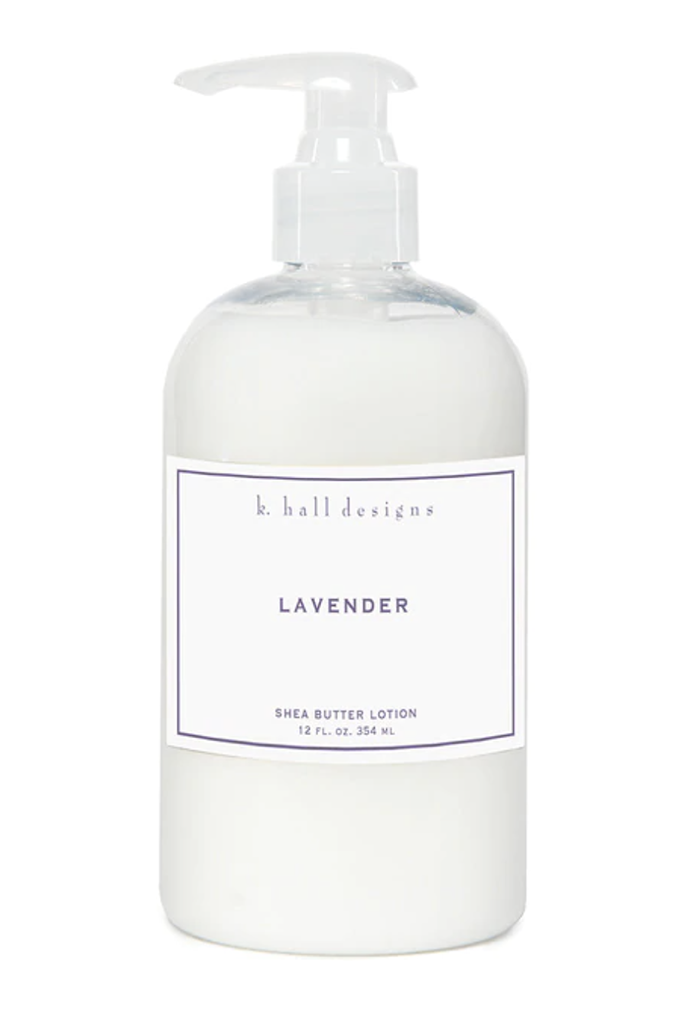 Lavender Scent Shea Butter Lotion