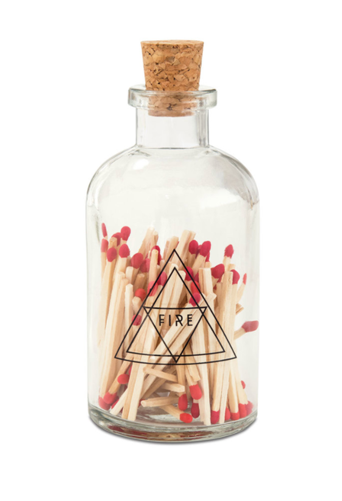 Apothecary Jar Matches, Alchemy
